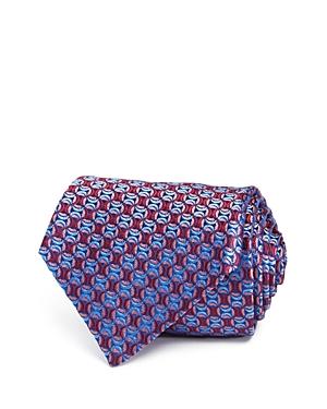 Turnbull & Asser Twisting X's Wide Tie