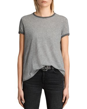 Allsaints Maicy Stripe Tee