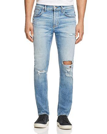 Hudson - Sartor Slouchy Skinny Slim Fit Jeans