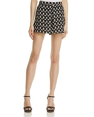 Aqua Printed High-Waist Shorts - 100% Exclusive