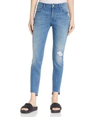 Warp and Weft Jfk Skinny Jeans in Dorset