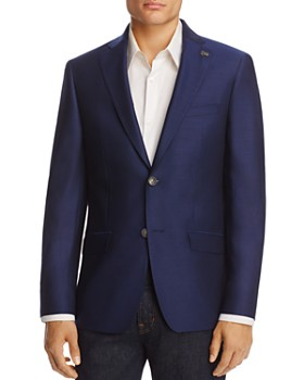 Psycho Bunny - Solid Regular Fit Sport Coat
