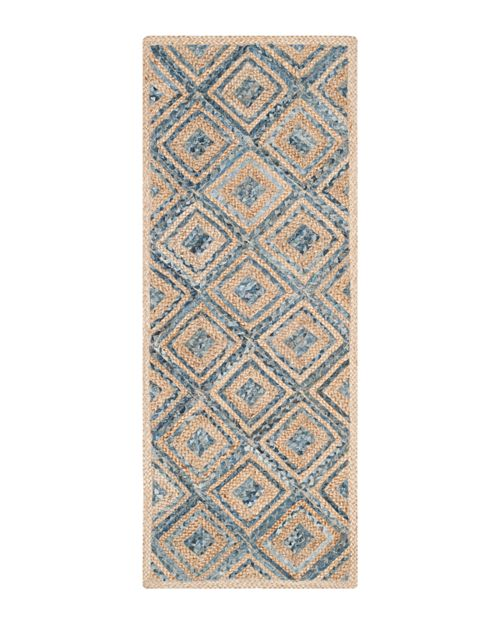 "SAFAVIEH - Cape Cod Collection Runner Rug, 2'3"" x 6'"