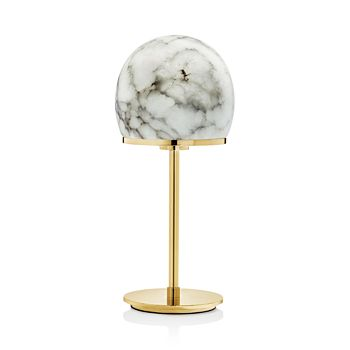 ANNA new york by RabLabs - Tartufo Alabaster Lamp, Small