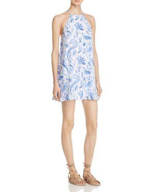 Show Me Your MuMu Paisley Mini Dress 100% Exclusive