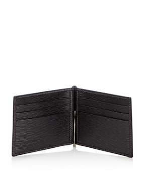 Salvatore Ferragamo - Revival Leather Bifold Wallet with Money Clip