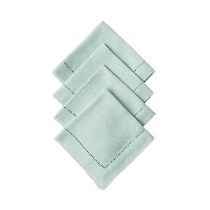 Juliska Heirloom Linen Blue Napkin, Set of 4
