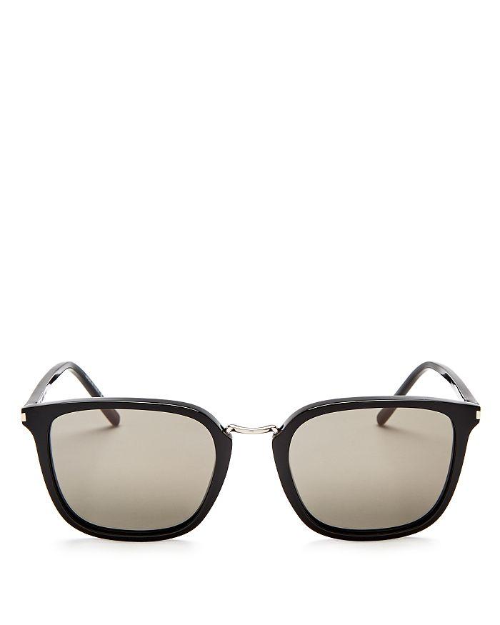 Saint Laurent - Men's Classic Square Sunglasses, 51mm
