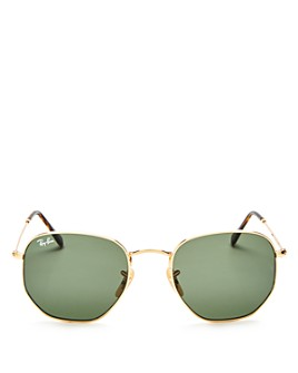 Ray-Ban - Unisex Icons Hexagonal Sunglasses