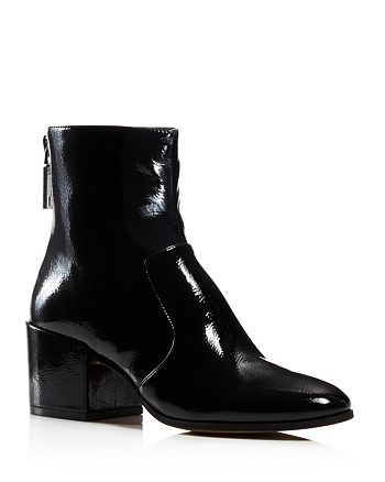 Dolce Vita - Women's Matteo Patent Leather Booties - 100% Exclusive
