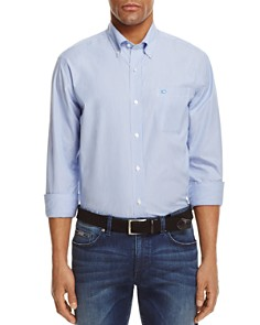 Southern Tide Wedgewood Stripe Classic Fit Button-Down Shirt - Bloomingdale's_0