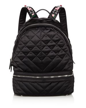 Sam Edelman Penelope Quilted Nylon Backpack