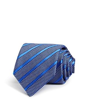Canali Stripe Dot Neat Classic Tie