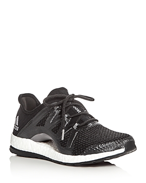 Adidas Women's Pureboost Xpose Lace Up Sneakers