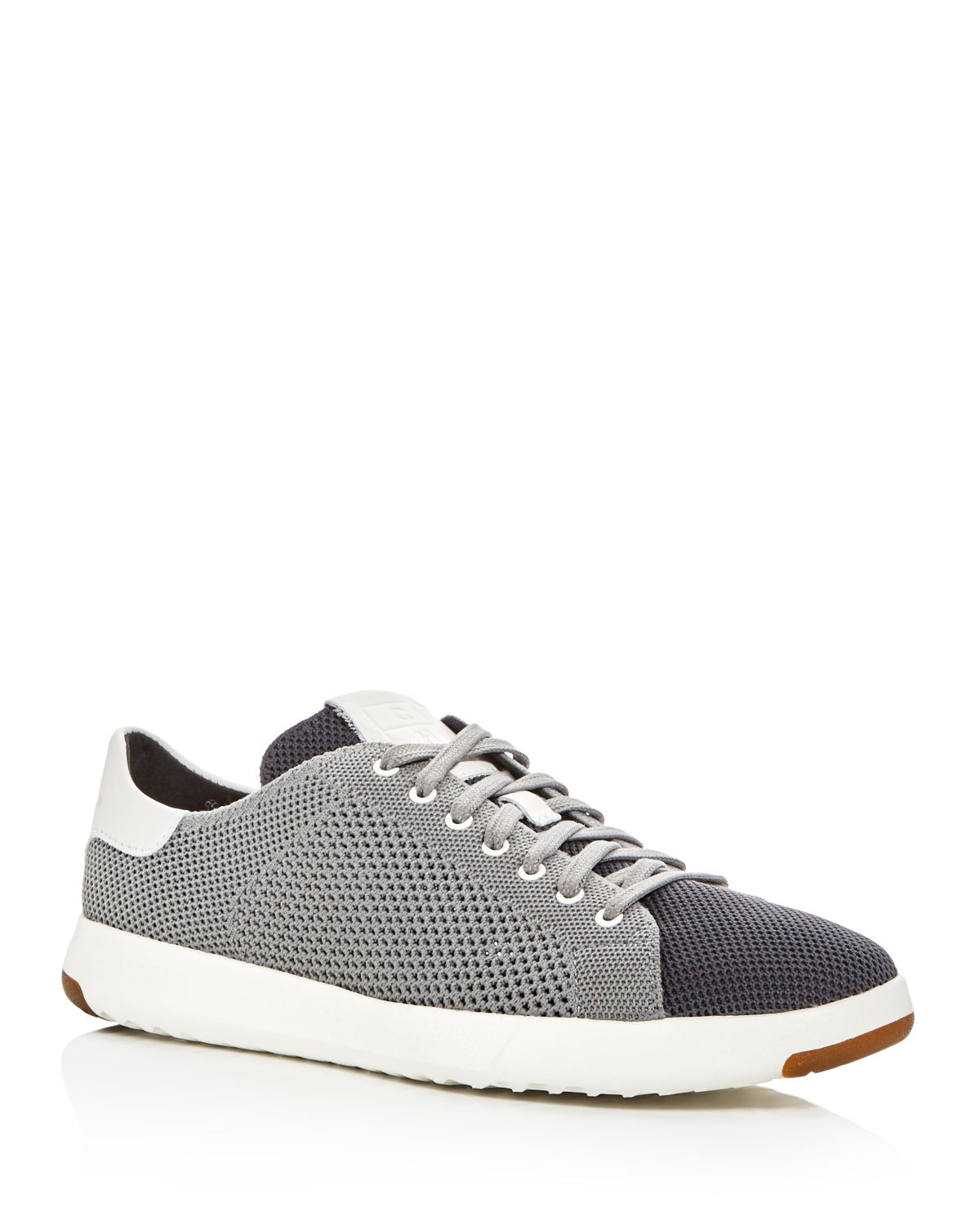 Cole Haan Men's Grandpro Stitchlite Knit Lace Up Sneakers