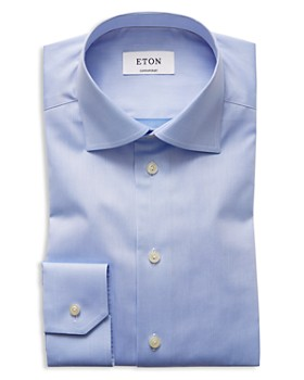 Eton - Signature Twill Regular Fit Dress Shirt