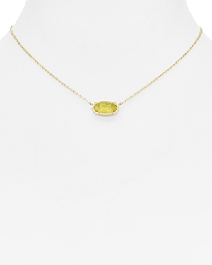 Kendra Scott Elisa Birthstone Necklace, 15