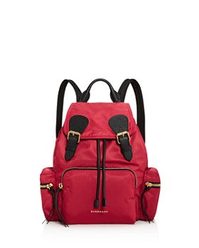 Burberry - Medium Nylon Backpack