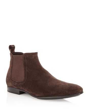 Kenneth Cole - Men's Suede Chelsea Boots - 100% Exclusive
