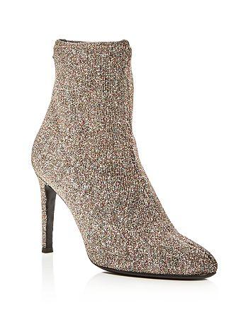 Giuseppe Zanotti - Women's Bimba Glitter High-Heel Booties