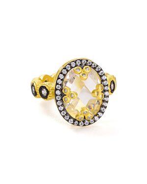 Freida Rothman Mirror Ring