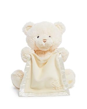 Gund Peekaboo Teddy  Ages 0
