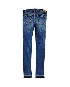 BLANKNYC - Girls' Uneven-Hem Jeans - Big Kid