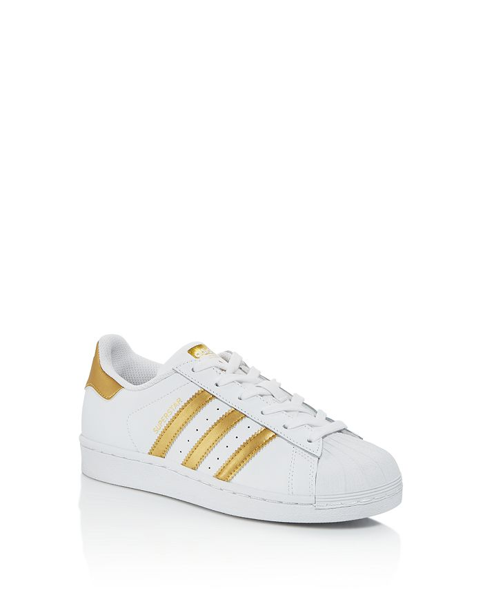 Adidas - Unisex Superstar Sneakers - Big Kid