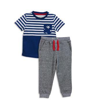 Sovereign Code Boys' United + Eston Tee & Joggers Set - Baby