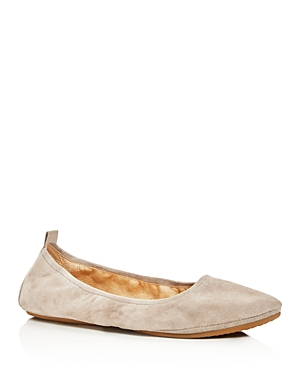 Yosi Samra Vienna Pointed Toe Ballet Flats