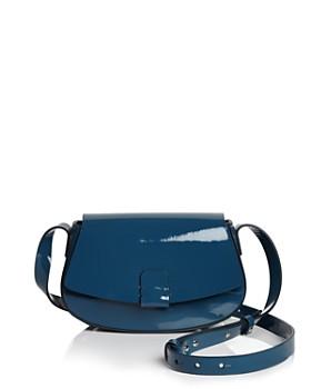 Nico Giani - Lobivia Small Patent Leather Crossbody