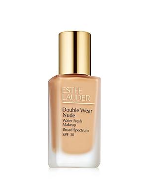 Estee Lauder Double Wear Nude Water Fresh Foundation Spf 30