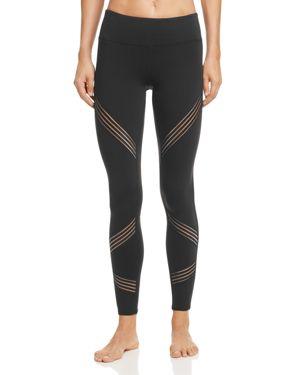 Alo Yoga Sheer-Inset Leggings