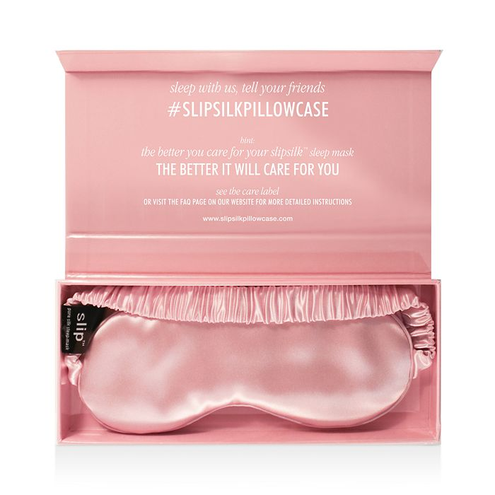 65572175444f slip for beauty sleep Silk Eye Mask