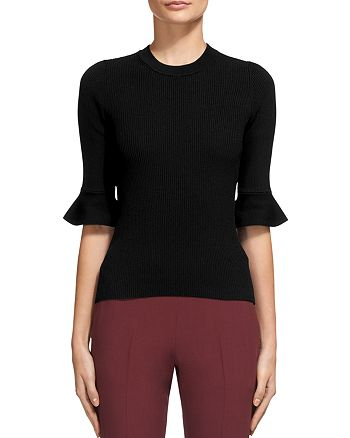 Whistles - Frill Cuff Sweater