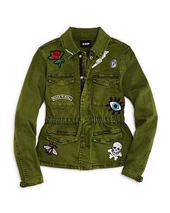 Hudson - Girls' Festival Jacket, Big Kid - 100% Exclusive