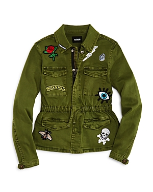 Hudson Girls Festival Jacket Big Kid  100 Exclusive
