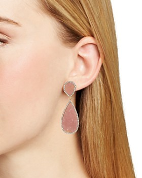 BAUBLEBAR - Moonlight Druzy Earrings