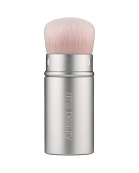 RMS Beauty - Kabuki Polisher Retractable Brush