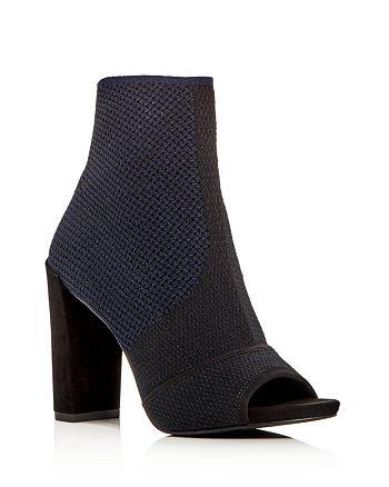 Kenneth Cole - Women's Dahvi Peptone High-Heel Booties