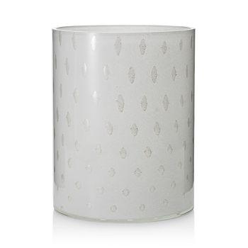 Labrazel - Contessa White Wastebasket