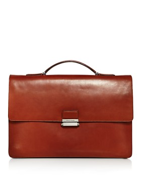 Cole Haan - Washington Grand Leather Briefcase