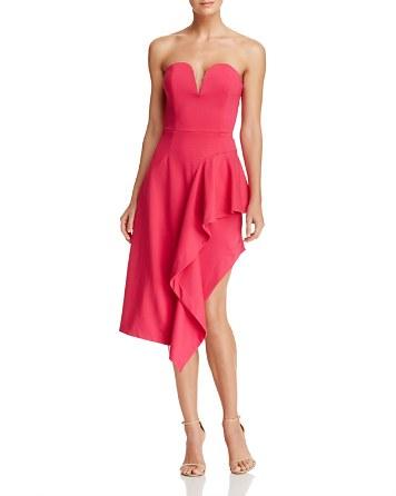 $Elliatt Impact Strapless Dress - 100% Exclusive - Bloomingdale's