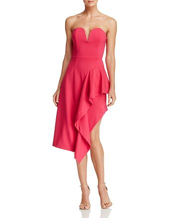 Elliatt - Impact Strapless Dress - 100% Exclusive