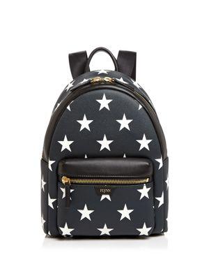 Flynn Starstruck Maverick Leather Backpack