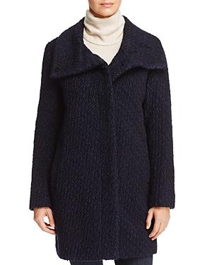 Cole Haan Boucle Coat