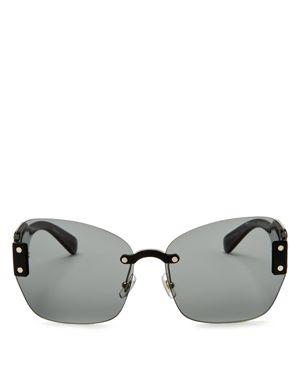 Miu Miu Sorbet Oversize Square Sunglasses, 65mm