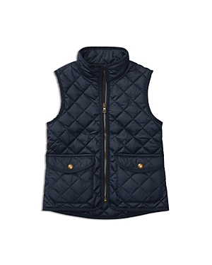 Ralph Lauren Childrenswear Girls Quilted Barn Vest  Little Kid