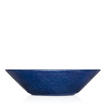 Iittala - Teema Dotted Blue Soup Bowl