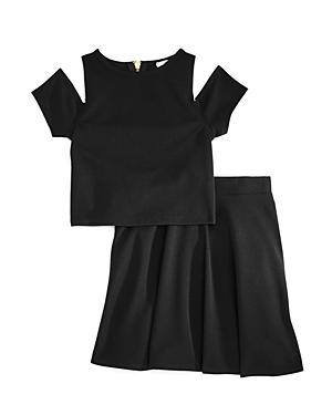 Sally Miller Girls Ivy Skirt Set  Big Kid